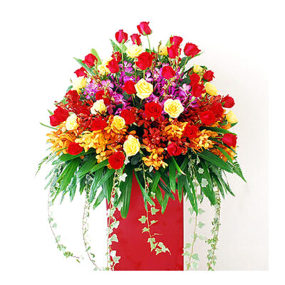 corporate-flowers-avila, a supportive note further inducing confidence
