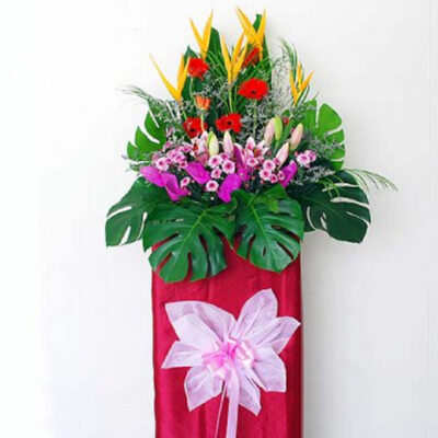 corporate-flowers-firm-foundation,grand opening or formal event