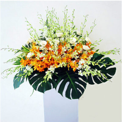 funeral-flowers-orchid-garden