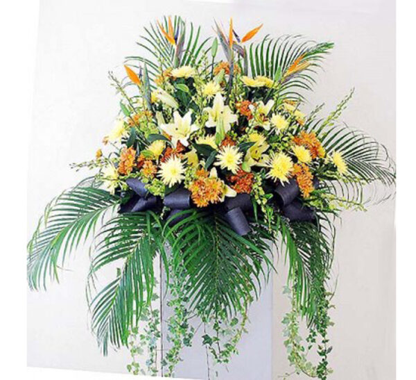 funeral-flowers-remembrance,Dedicate the full and abundant life of your loved one