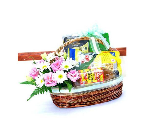 cheerful thoughts hamper