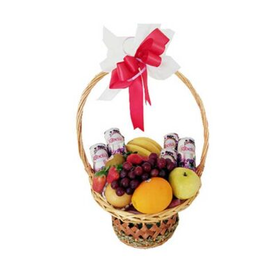 basket decoration gift